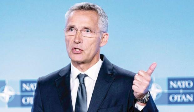NATO Başkanı Stoltenberg'ten Türkiye ve ABD açıklaması