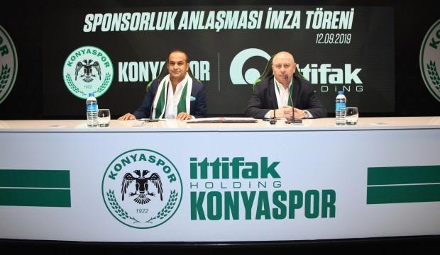 Konyaspor'dan 5 yıllık anlaşma!