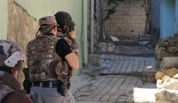 Siirt'te harekete geçildi! 10 kişi gözaltına alındı