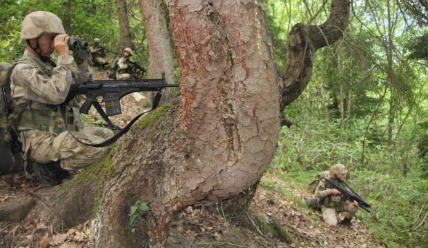 PKK'lı terörist 'Azad' öldürüldü!