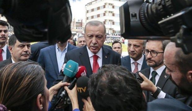 Cumhurbaşkanı Erdoğan: Bir çılgınlık söz konusu…