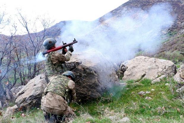 HAKKARİ'DE PKK'YA OPERASYON