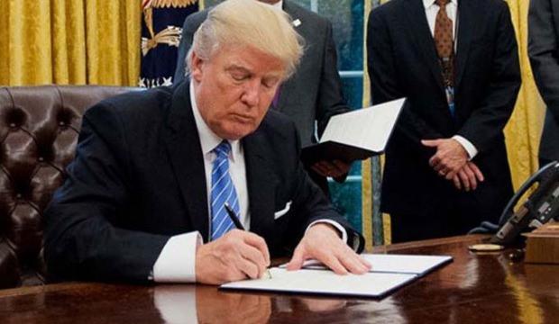 Trump'tan 11 Eylül'ün yıl dönümünde dikkat çeken imza