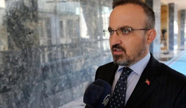 """Turan, """"Ahmet Türk'ün terörle ilgisi yokmuş. Hadi oradan"""""""