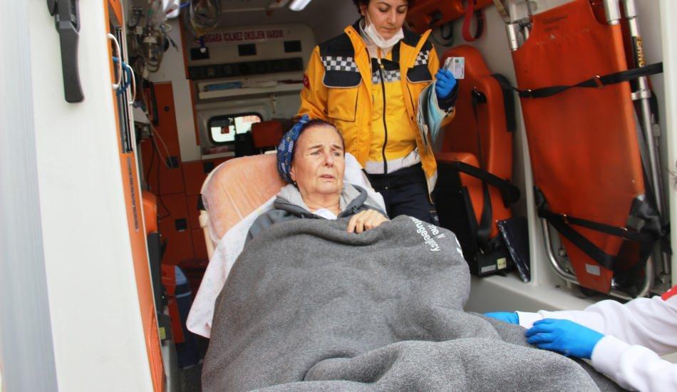 Sağlık Bakanı Fahrettin Koca'dan Fatma Girik'e ziyaret