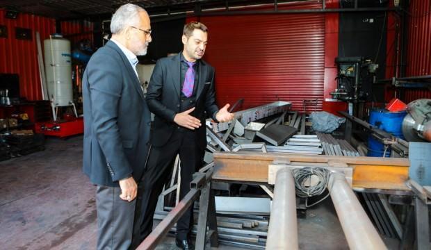 Yalçın Topçu'dan Ankara sanayicisine ziyaret