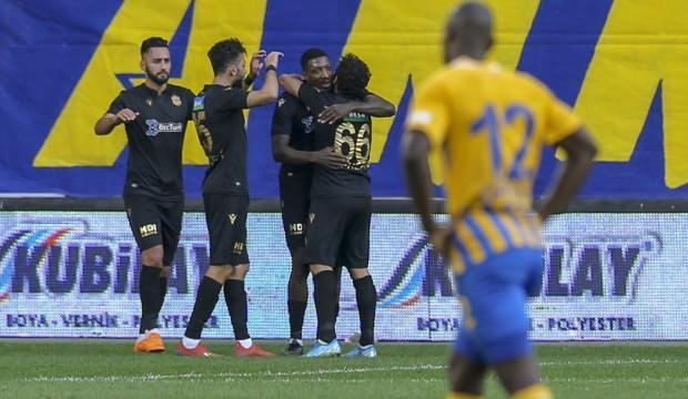 Yeni Malatyaspor Ankaragücü'ne gol yağdırdı!