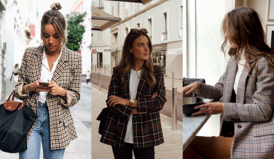 Blazer ceket nedir? 2019 Sonbahar blazer ceket modelleri