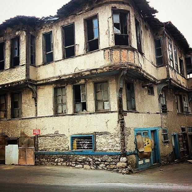 Eski Kütahya Evleri
