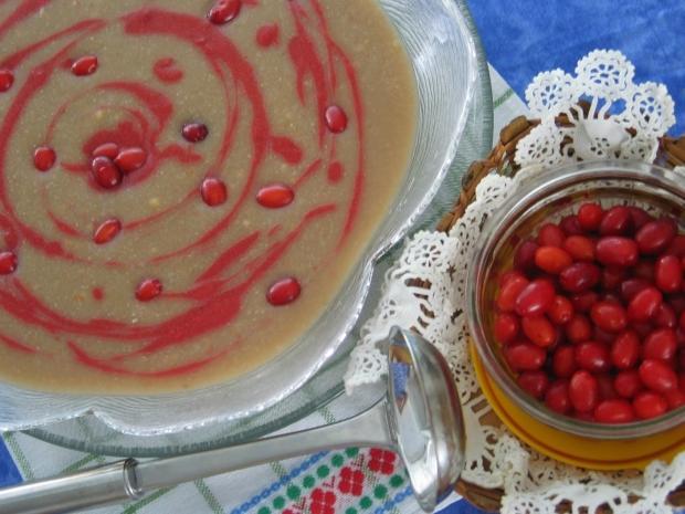kızılcık çorbası tarifi
