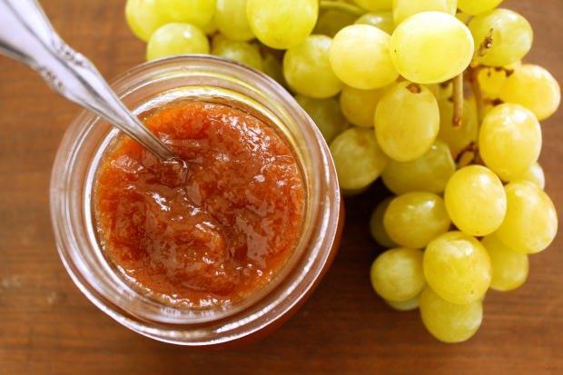 üzüm reçeli evde nasıl yapılır