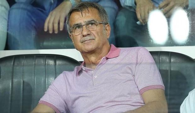Şenol Güneş Roma-Başakşehir maçını takip etti
