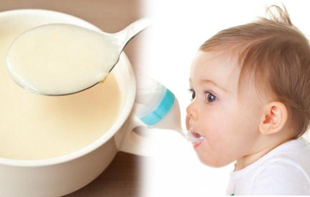 Anne sütü ile yoğurt tarifi