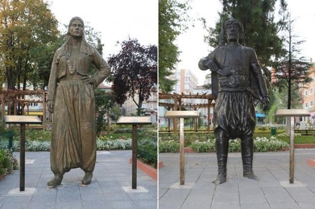 Kütahya Yöresel Kıyafetleri