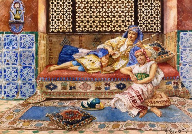 Osmanlı dönemlerinde kadınlar