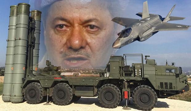 Barzani modeli! ABD'den Türkiye'ye karşı F-35, S-400 ve Patriot planı