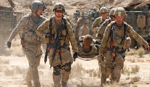 ABD askerini öldürdüler