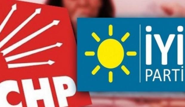 CHP ve İYİ Parti'den skandal hamle! 'Terör örgütü' önergesine ret!