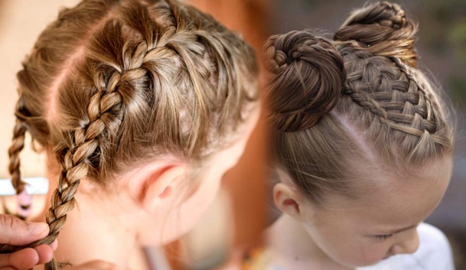 Örgü saç modelleri nasıl yapılır? En kolay ve farklı çocuk saç örgü modelleri ve yapılışları