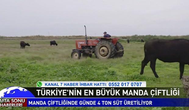 Dünyada beşinci, Türkiye'de birinci!
