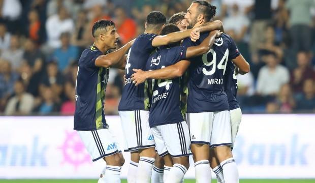 Fenerbahçe hücumda ligin en iyisi!