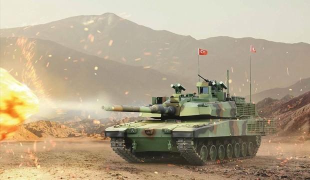 Altay tankı ile ilgili yeni açıklama!