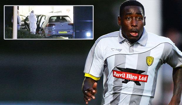 Hollandalı futbolcu arabasında öldürüldü!