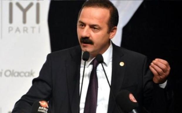 İYİ Parti Sözcüsü Yavuz Ağıralioğlu....