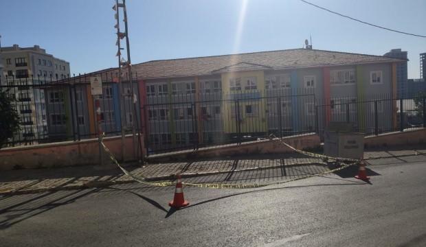 İstanbul'da okul önünde pompalı dehşeti