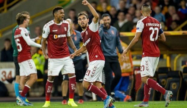 İngiltere'de Braga sürprizi!