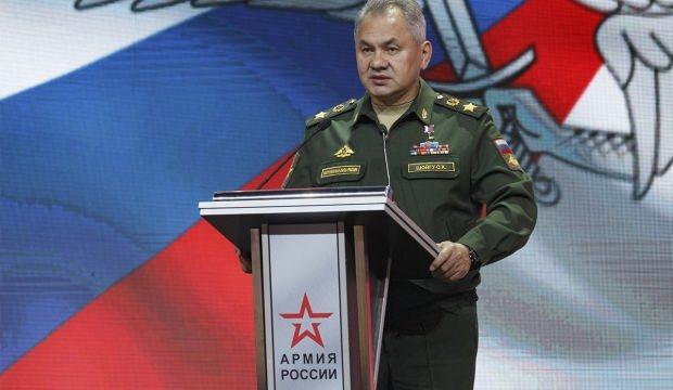 Rusya Savunma Bakanı açıkladı! Her gün saldırıyorlar