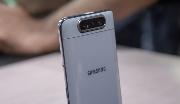 Samsung Galaxy A80'in Türkiye fiyatına yeniden indirim geldi! İşte A80'in yeni fiyatı