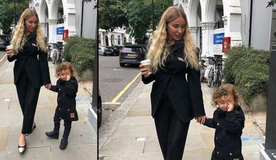 Şarkıcı Gülşen, oğlu ve eşiyle Londra'ya yerleşti!