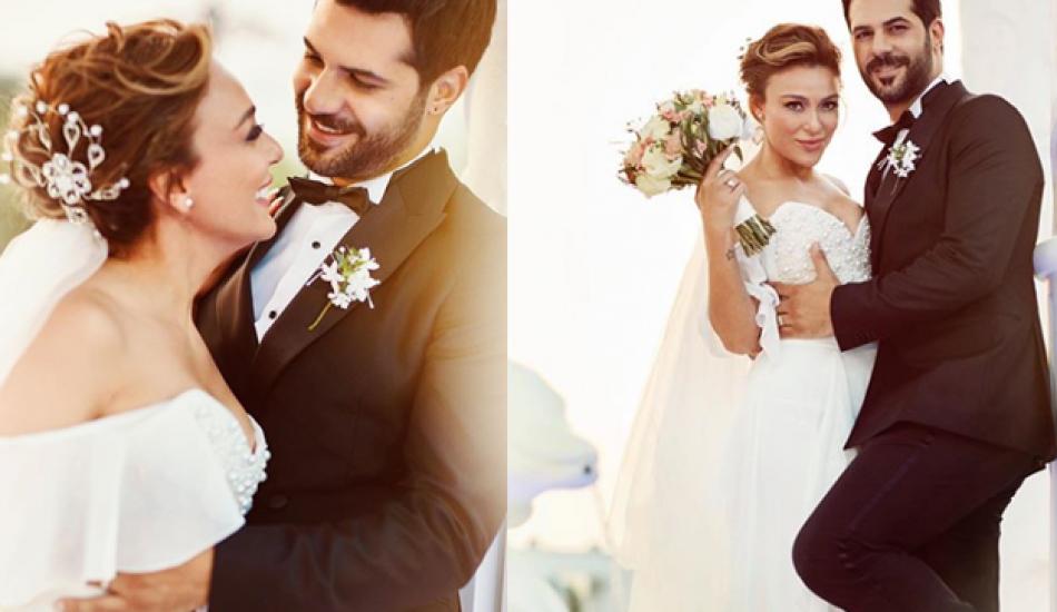 Şarkıcı Ziynet Sali, gitarist Erkan Erzurumlu ile evlendi! Ünlülerden tebrik mesajı