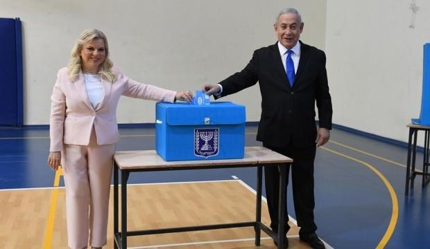 Son dakika haber: Netanyahu'ya seçim şoku! Çoğunluğu elde edemedi