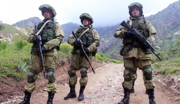 Tacikistan'da Rus askerlere bıçaklı saldırı