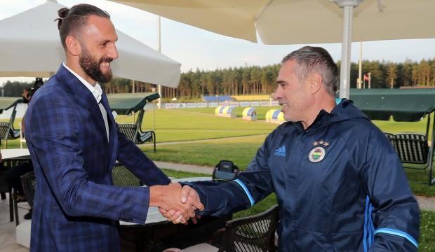 Ersun Yanal'dan Muriqi'ye: 'En az 20 gol'