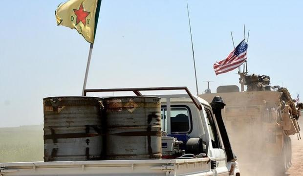 Terör örgütü ABD ve AB yaptırımlarını deliyor!