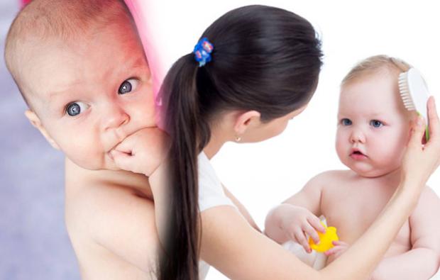 bebeklerde konak