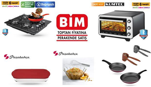 BİM aktüel 27 Eylül indirimli ürün kataloğu! Mutfak gerçeklerinde kampanya