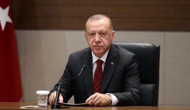 Cumhurbaşkanı Erdoğan, Dünya Turizm Günü'nü kutladı