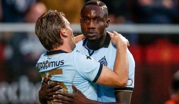 Diagne coştu, Club Brugge fark attı