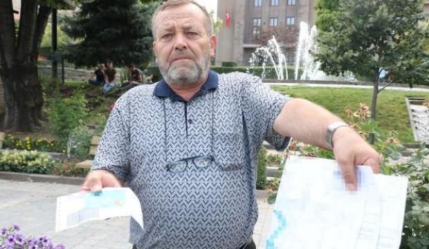 Dolandırıcı mağduru emekli, bankadan parasının iadesini istedi