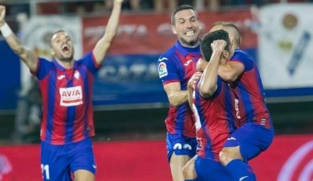 Eibar'dan Sevilla'ya karşı muhteşem geri dönüş!