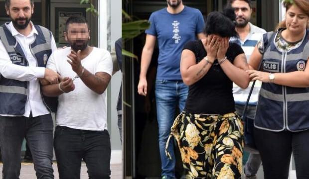 Hırsızlık zanlısı kardeşlerden gazetecilere tepki
