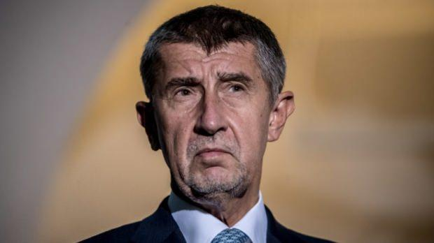 Çekya Başbakanı Andrej Babis..