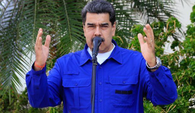 Maduro'dan Trump'a sert uyarı!