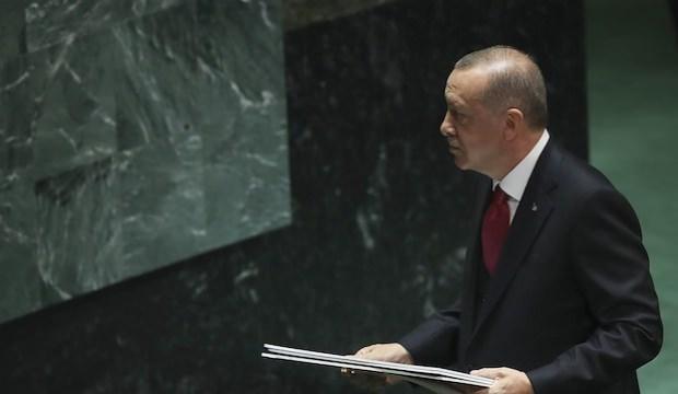 BM'ye Erdoğan damgası! Sözleri tüm dünyada yankılandı