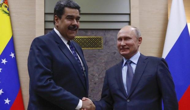 Putin ile Maduro, Rusya'da bir araya gelecek