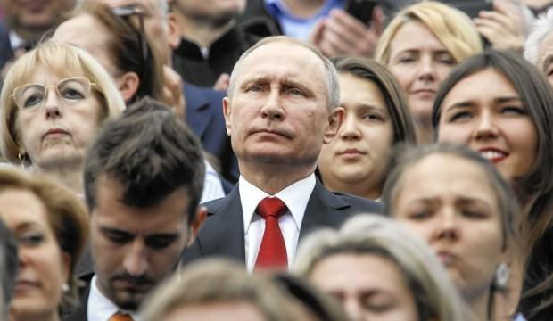 Putin, Güvenlik Konseyinde Suriye'yi görüştü